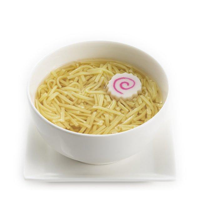 やわらか短めん中華麺S