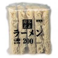 麺客萬来ラーメンパッケージ